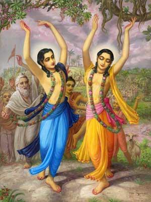 Gaura-Nitai