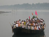 Navadvipa-on-the-boat