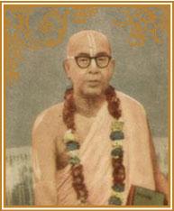 Srila Bhakti Siddhanta Saraswati Maharaja