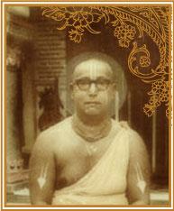 Srila Svarupa Siddhanti Maharaja