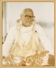 Srila Bhakti Raksaka Sridhara Maharaja