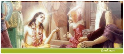 Life of Sri Caitanya Mahaprabhu