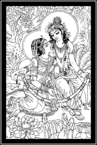happy_krsna_bw