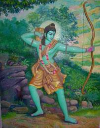 Lord Ramacandra