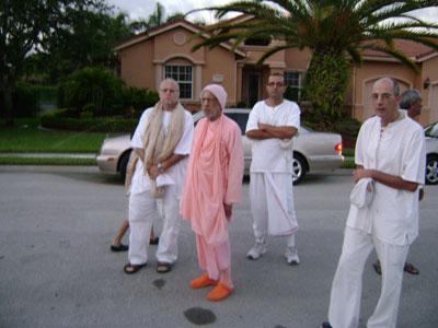 Miami Morning Walk