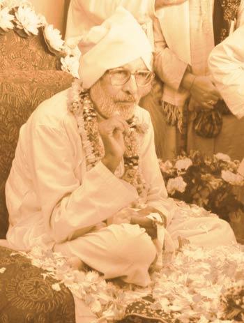 (Portrait of Sri Srimad Bhaktivedanta Narayana Gosvami Maharaja)