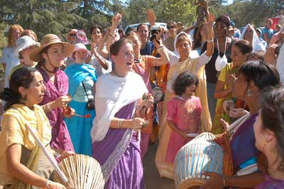 Ladies Kirtan Party