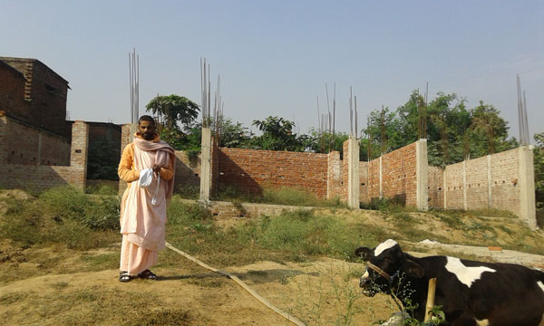 tiwaripur construction 1