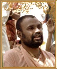 Sripad BV Vishnu Daivata Maharaja