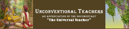 Unconventional teachers website