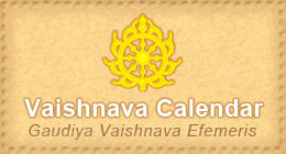 Vaishnava Calendar 2020 Vaisnava Calendar