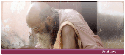 How to Find a Sadhu?