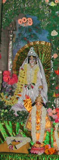 The Glories of Tulsi-devi